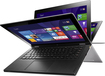 """Lenovo - IdeaPad 2-in-1 11.6"""" Touch-Screen Laptop - Intel Core i5 - 4GB Memory - 128GB Solid State Drive - Silver Gray"""
