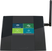 Amped Wireless - Touch-Screen Wi-Fi Range Extender - Gray