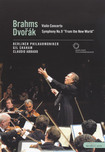 Berliner Philharmoniker/claudio Abbado/gil Shaham: Brahms/dvorak [dvd] [eng/fre/ger/ita/spa] [2002] 18381635