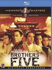 Brothers Five [blu-ray] 18430353