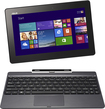 "Asus - 2-in-1 10.1"" Touch-Screen Laptop - Intel Atom - 2GB Memory - 32GB Hard Drive - Gray"