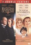 Remains Of The Day/sense And Sensibility [2 Discs] (dvd) 18507327