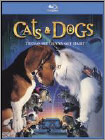 Cats & Dogs (Blu-ray Disc) (Enhanced Widescreen for 16x9 TV) (Eng/Fre/Spa) 2001