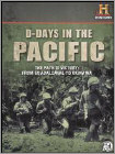 D-Days in the Pacific [2 Discs] (DVD) (Black & White) (Eng)