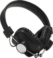 eskuché - Control v2 BLK On-Ear Headphones - Matte Black