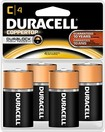 Duracell - C Batteries (4-Pack)