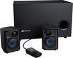 Corsair - SP2500 2.1-Channel Speaker System (3-Piece) - Black