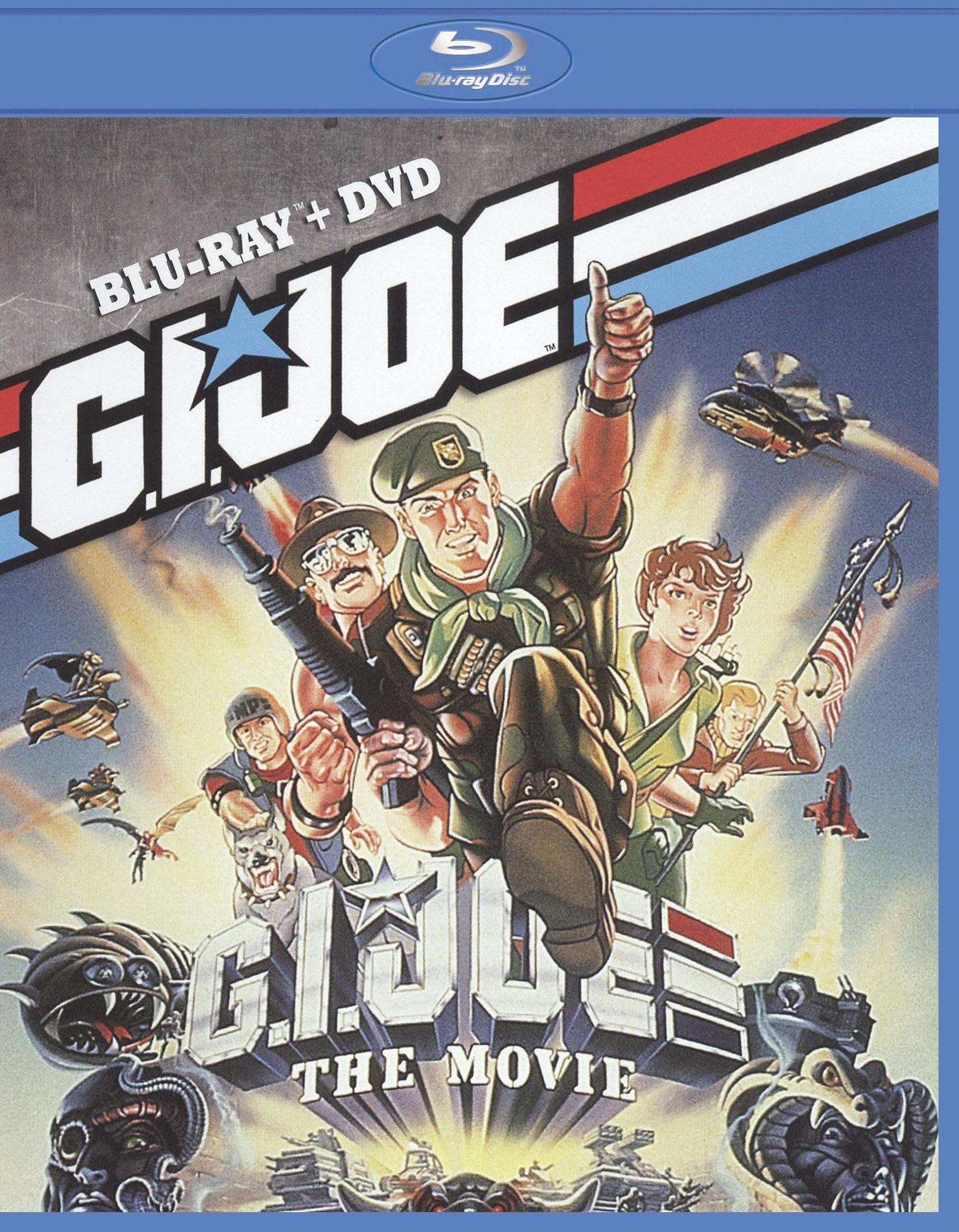 G.i. Joe: The Movie [2 Discs] [blu-ray/dvd] 18550267