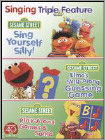 Sesame Street: Singing Triple Feature [3 Discs] (DVD) (Eng)
