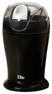 Elite Cuisine - 4-oz. Coffee And Spice Grinder - Black