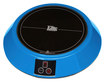 "Elite Platinum - 7"" Portable Induction Cooktop Burner - Blue"