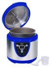 Elite Platinum - 24-Cup Digital Electronic Pressure Cooker - Blue
