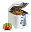 Elite - 5-Quart Deep Fryer - White