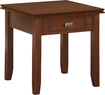 Simpli Home - Artisan Collection End Table - Brown