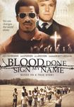 Blood Done Sign My Name (dvd) 18640596