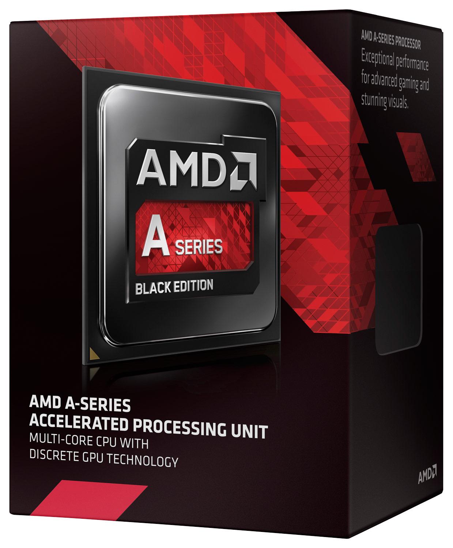 AMD - A10-7700K 3.4GHz Processor - Black
