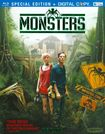 Monsters [blu-ray] [includes Digital Copy] 1865227
