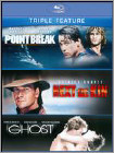 Patrick Swayze: Triple Feature (Blu-ray Disc) (3 Disc) (Eng/Fre/Spa)