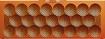 Jawbone - MINI JAMBOX Wireless Speaker - Orange Dot