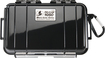 Pelican - 1050 Micro Case for Most Small Electronics - Black