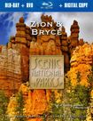 Scenic National Parks: Zion & Bryce [2 Discs] [includes Digital Copy] [blu-ray/dvd] 18721079