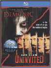 Total Terror 1: Demonic (Blu-ray Disc)