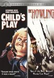 Child's Play/the Howling [2 Discs] (dvd) 18745087