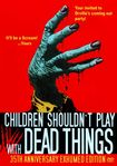 Children Shouldn't Play With Dead Things (dvd) 18747677
