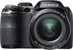 Fujifilm - FinePix S4530 14.0-Megapixel Digital Camera - Black