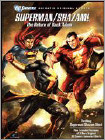 Superman/Shazam: The Return of Black Adam (DVD) (Enhanced Widescreen for 16x9 TV) (Eng)