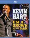 Kevin Hart: I'm A Grown Little Man [blu-ray] 18777853