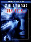 Total Recall (Blu-ray Disc) (Ultraviolet Digital Copy) 1990