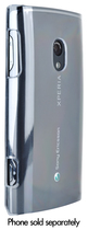 Superior Communications - Case for Sony Ericsson Xperia X10 Mobile Phones - Clear