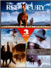 Family Adventure: The Red Fury/Seven Alone/Against a Crooked Sky (DVD) (Eng)