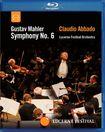 Claudio Abbado/lucerne Festival Orchestra: Gustav Mahler - Symphony No 6 [blu-ray] 18799824