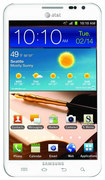 Samsung - Galaxy Note 4G Cell Phone (Unlocked) - White