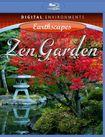 Living Landscapes: Earthscapes - Zen Garden [blu-ray] 18813316