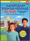 American Sign Language for Kids, Vol. 1 (DVD)
