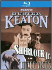 Sherlock Jr & Three Ages (2 Disc) (silent) (blu-ray Disc) (special Edition) 18827964