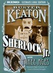 Sherlock Jr./three Ages [special Edition] [2 Discs] (dvd) 18827973