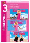 Legally Blonde Triple Feature [3 Discs] (dvd) 18827991
