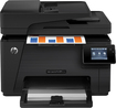 HP - LaserJet Pro MFP M177fw Network-Ready Wireless Color All-in-One Laser Printer - Black