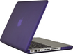 "Speck - SeeThru Satin Case for 13"" Apple® MacBook® Pro - Purple"