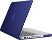 "Speck - SeeThru Satin Case for 13"" Apple® MacBook® Pro - Blue"