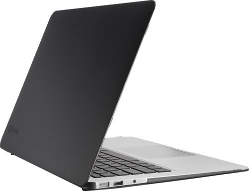 "Speck - SeeThru Case for 13"" Apple® MacBook Air® - Black"