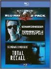 Terminator 2/Total Recall (Blu-ray Disc) (2 Disc)