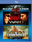War/the Condemned [2 Discs] [blu-ray] 18834391