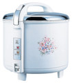 Tiger - 15-Cup Rice Cooker - White