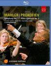 Claudio Abbado: Mahler - Symphony No. 1/prokofiev - Piano Concerto No. 3 [blu-ray] 18855514