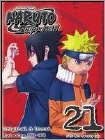 Naruto Shippuden Uncut Set 21 (DVD) (2 Disc)